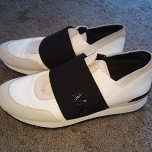 Michael Kors trainer size 6 optic white